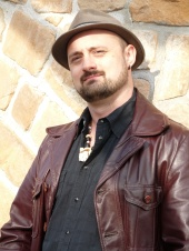 Author photo courtesy of Chadwick Ginther