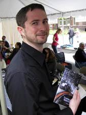 Ian Rogers Author Photo, courtesy of the author.