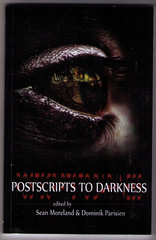 Cover Photo of Postscripts to Darkness Courtesy of the Editors.