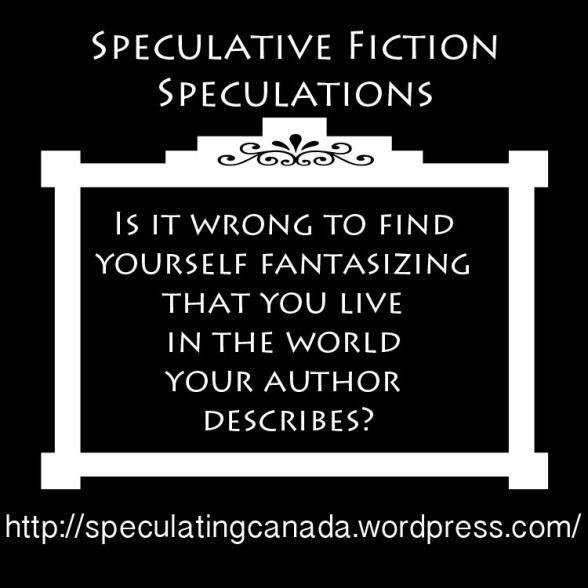Speculative Fiction Speculations 2
