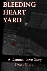 Cover photo of Bleeding Heart Yard, courtesy of the author