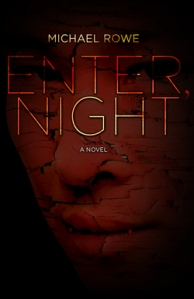 Cover photo of Enter, Night, courtesy of ChiZine Publications