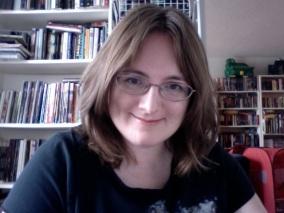 Author photo courtesy of Gemma Files