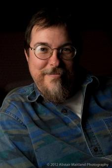 Author photo courtesy of Jerome Stueart