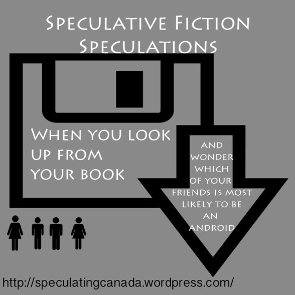 Speculative Fiction Speculations 5