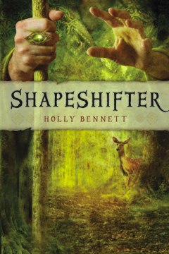 Cover photo of Shapeshifter courtesy of Holly Bennett