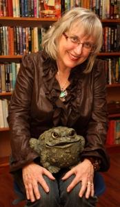 Photo of Julie Czerneda by Roger Czerneda