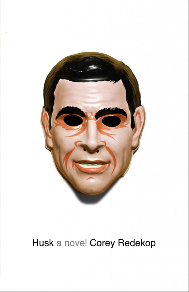 Cover Photo of Husk, courtesy of the author