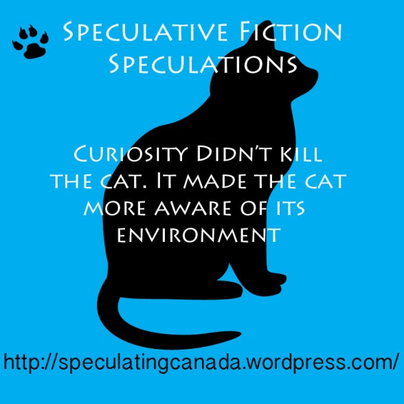 Speculative Fiction Speculations 6