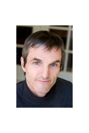 Author photo courtesy of Scott Fotheringham