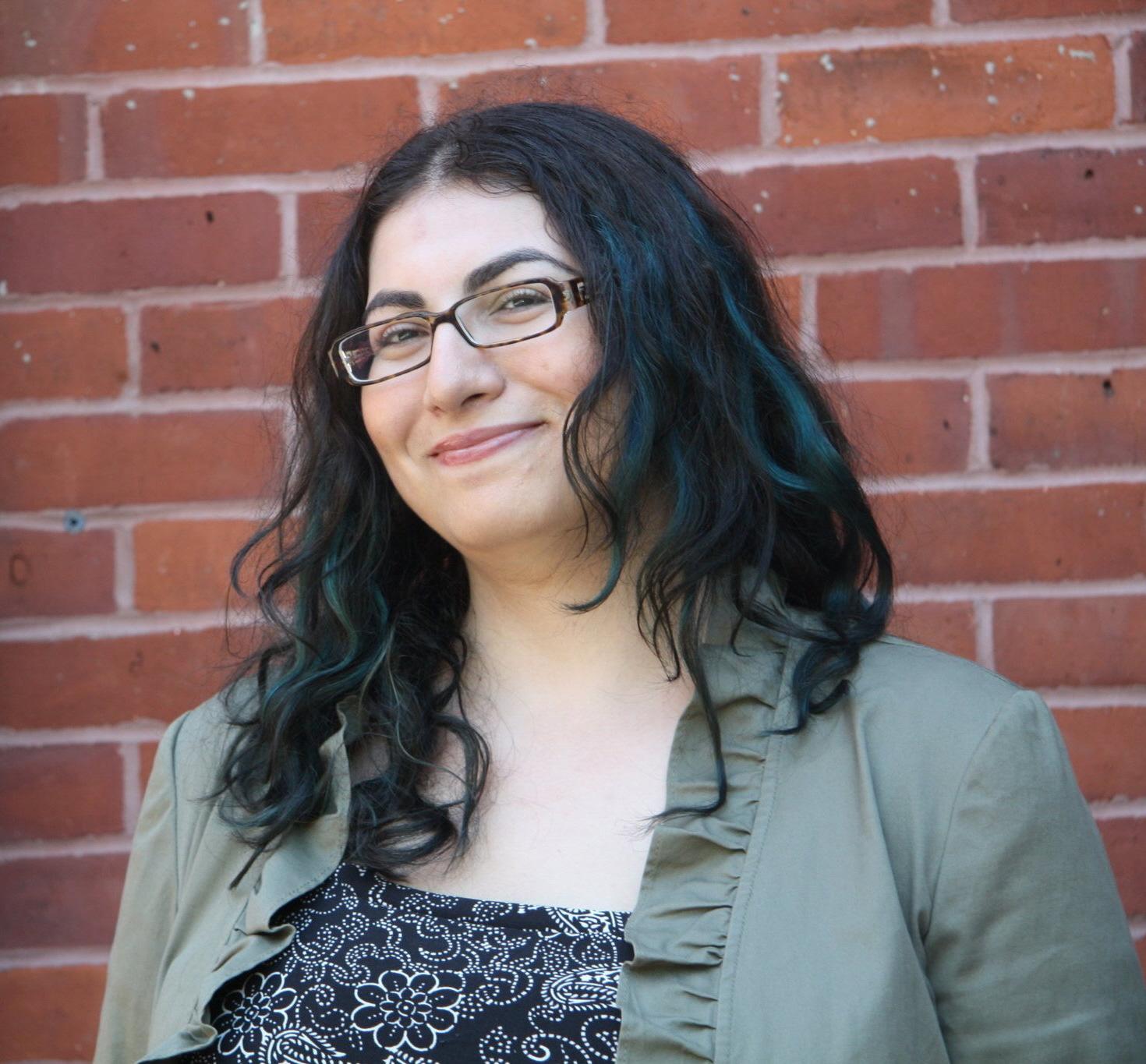 Author photo courtesy of Leah Bobet