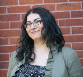 Author photo courtesy of Leah Bobet