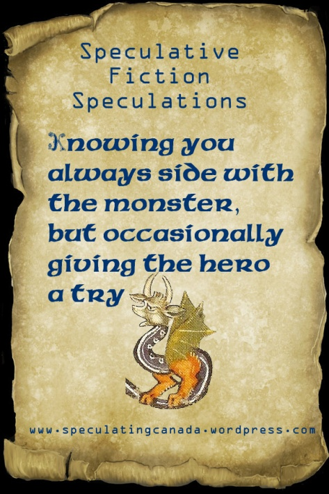 Speculative Fiction Speculations 7