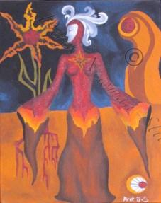"""""""Persephone"""" by Derek Newman-Stille. http://dereknewmanstille.ca/works.php"""