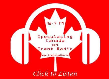 Speculating Canada on Trent Radio Ian Rogers