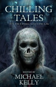 Cover photo of Chilling Tales courtesy of Michael Kelly
