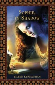 Cover Photo of Sophie, in Shadow courtesy of Thistledown Press