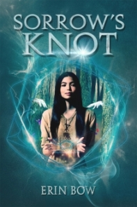Cover photo of Erin Bow's Sorrow's Knot courtesy of Scholastic Canada http://www.scholastic.ca/books/view/sorrows-knot
