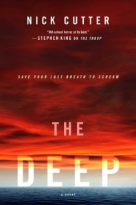 Cover photo for The Deep courtesy of Simon & Schuster Canada.