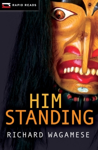 Cover photo of Him Standing courtesy of Orcabook.com