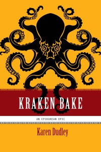 Cover photo for Kraken Bake courtesy of RavenStone books