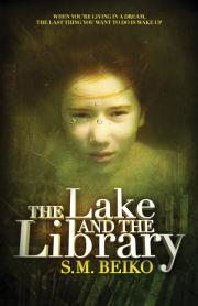 Cover Photo for The Lake and the Library courtesy of ECW press