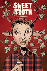 Cover photo of Sweet Tooth: Out of the Woods courtesy of http://jefflemire.blogspot.ca/