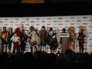 Cosplay Masquerade, Fan Expo Canada, 2015